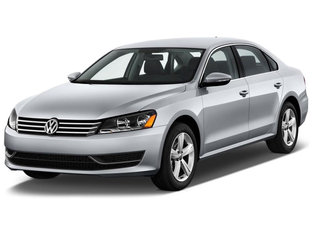 Image: 2016 Volkswagen Passat 4-door Sedan 1.8T Auto SE ...