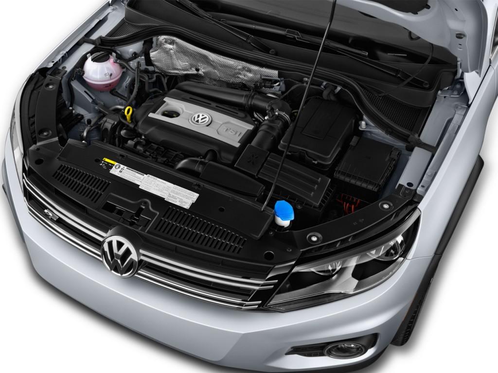 Image: 2016 Volkswagen Tiguan 2WD 4-door Auto R-Line ...