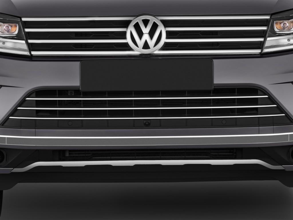 image 2016 volkswagen touareg 4 door tdi lux grille size. Black Bedroom Furniture Sets. Home Design Ideas