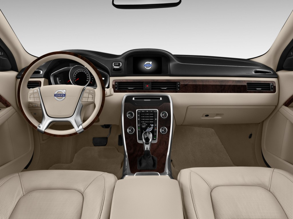 Image: 2016 Volvo S80 4-door Sedan T5 Drive-E Dashboard, size: 1024 x 768, type: gif, posted on ...