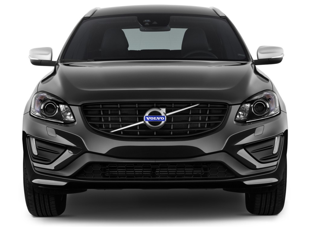 Volvo V40 Cross Country Review Top Gear >> Image: 2016 Volvo XC60 AWD 4-door T6 R-Design *Ltd Avail* Front Exterior View, size: 1024 x 768 ...