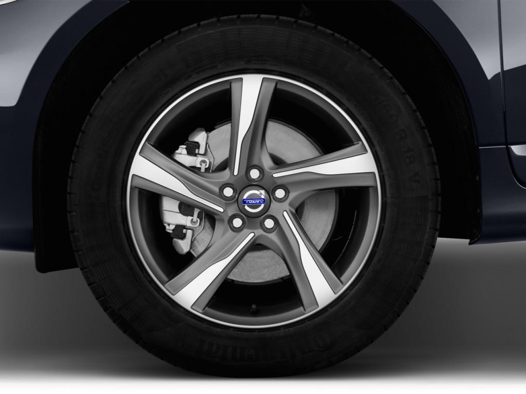 Image: 2016 Volvo XC60 AWD 4-door T6 R-Design Wheel Cap ...