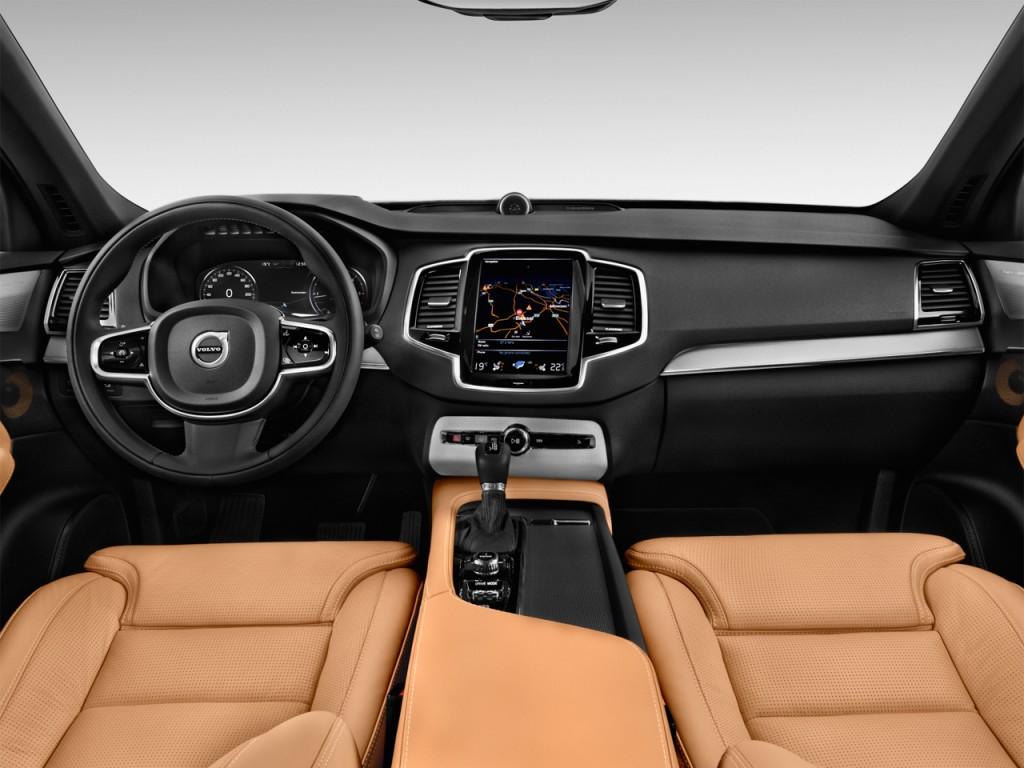 Image: 2016 Volvo XC90 AWD 4-door T6 Inscription Dashboard ...