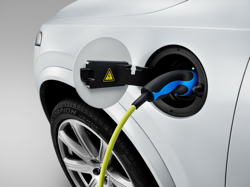 volvo xc small suv   brands  electric car