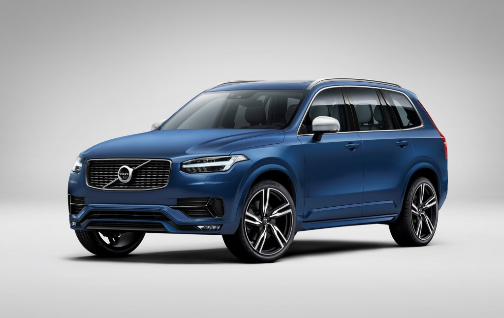 2016 Volvo XC90 Aces IIHS Crash Tests, Safety Ratings