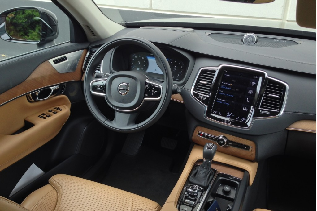 Image: 2016 Volvo XC90 T6 Inscription - Quick Drive, July 2015, size: 1024 x 684, type: gif ...