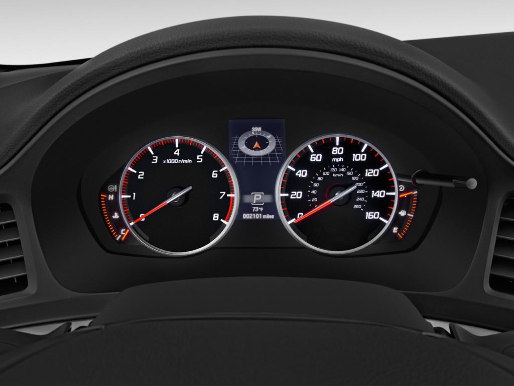 image 2017 acura ilx sedan w technology plus a spec pkg instrument cluster size 1024 x 768. Black Bedroom Furniture Sets. Home Design Ideas