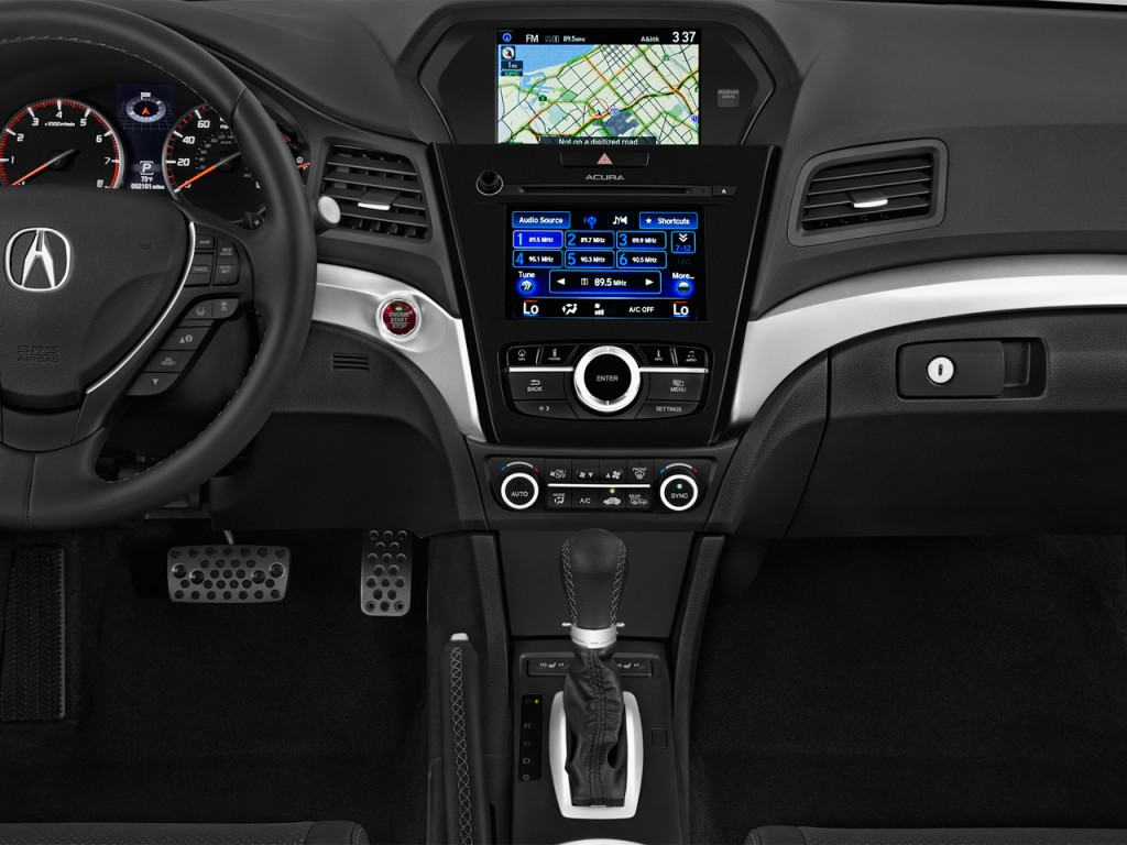 image 2017 acura ilx sedan w technology plus a spec pkg instrument panel size 1024 x 768. Black Bedroom Furniture Sets. Home Design Ideas