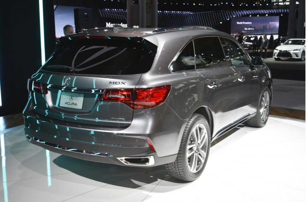 image 2017 acura mdx 2016 new york auto show size 1024 x 678 type gif posted on march 24. Black Bedroom Furniture Sets. Home Design Ideas