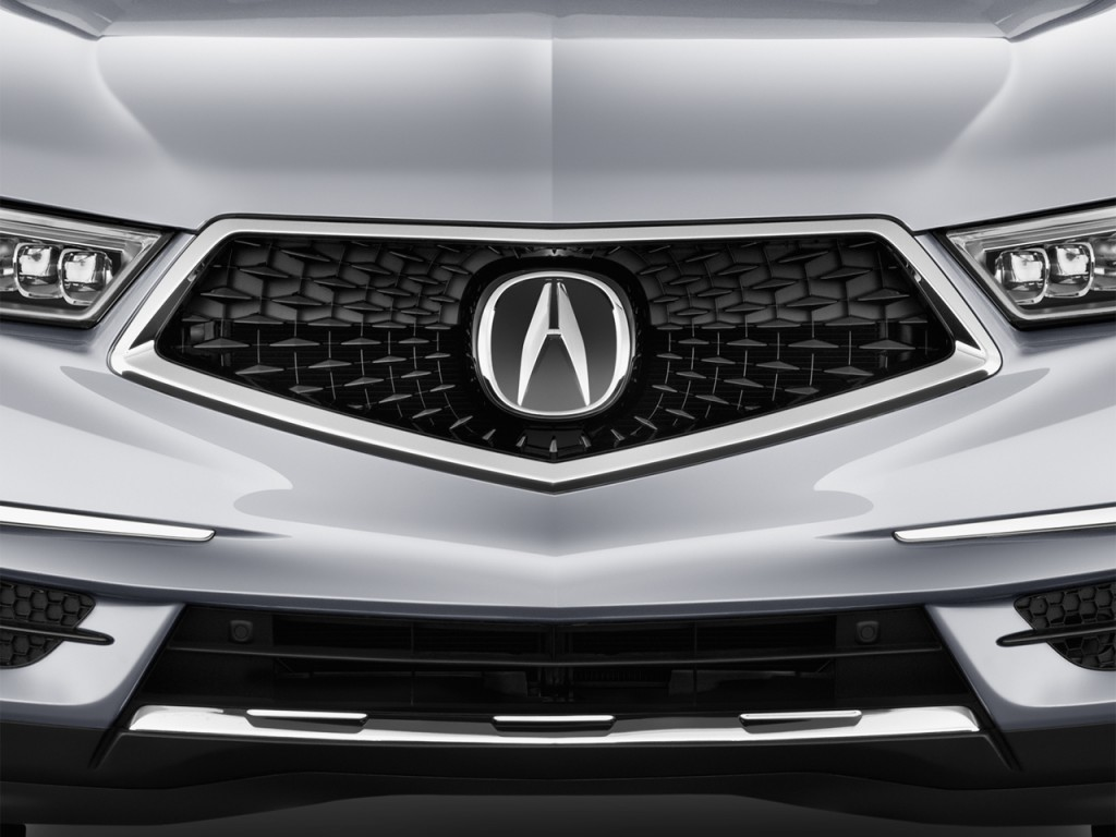 Acura Exotic Car >> Image: 2017 Acura MDX FWD Grille, size: 1024 x 768, type: gif, posted on: October 7, 2016, 5:42 ...