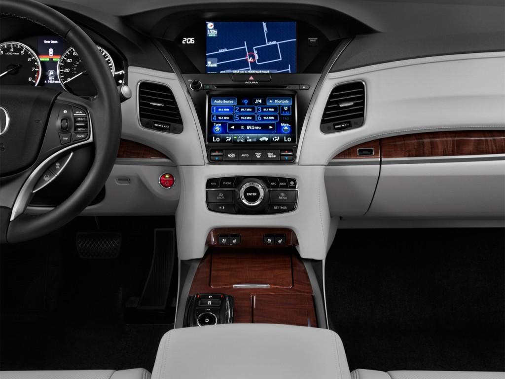 image 2017 acura rlx sedan sport hybrid w advance pkg instrument panel size 1024 x 768 type. Black Bedroom Furniture Sets. Home Design Ideas
