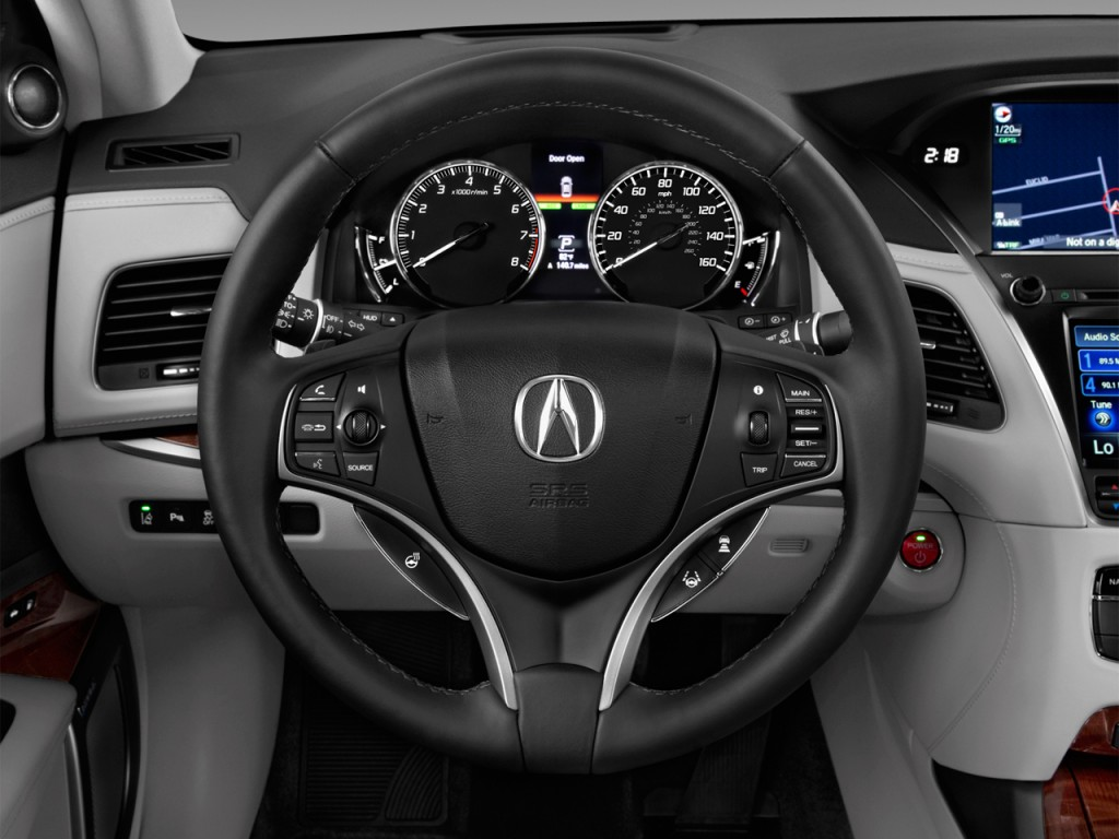 image 2017 acura rlx sedan sport hybrid w advance pkg steering wheel size 1024 x 768 type. Black Bedroom Furniture Sets. Home Design Ideas