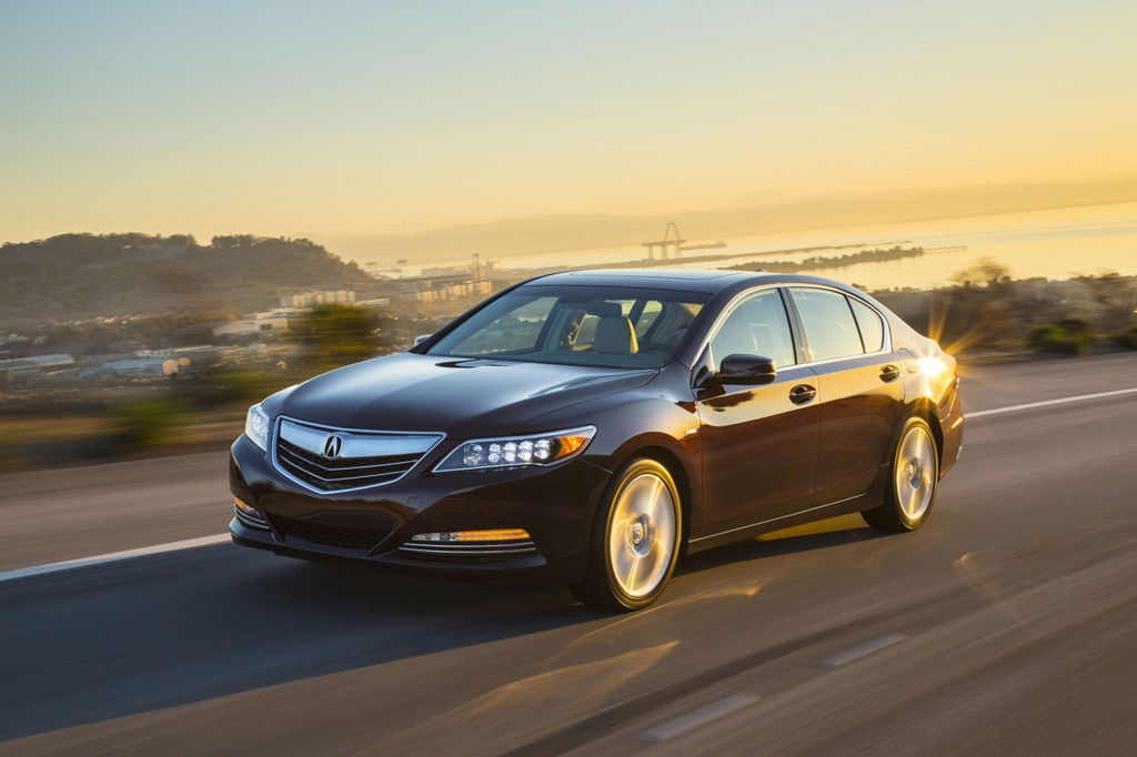 2017 Acura Rlx Review Ratings Specs Prices And Photos The Car Connection