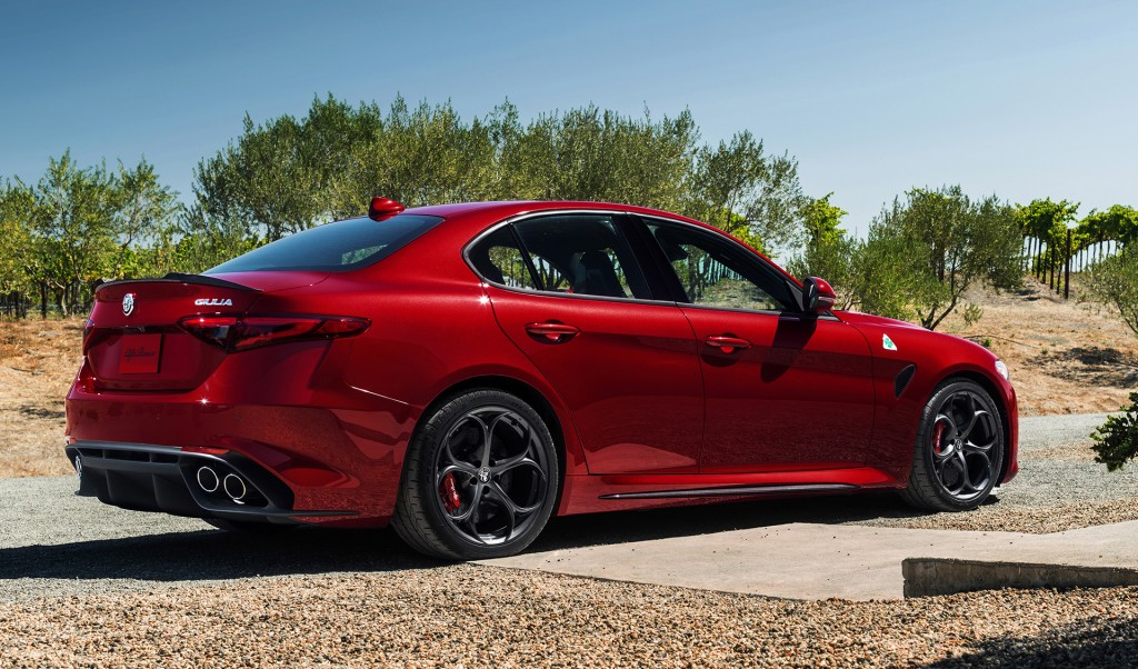 2016 Dodge Ram Reviews >> Image: 2017 Alfa Romeo Giulia Quadrifoglio, size: 1024 x ...