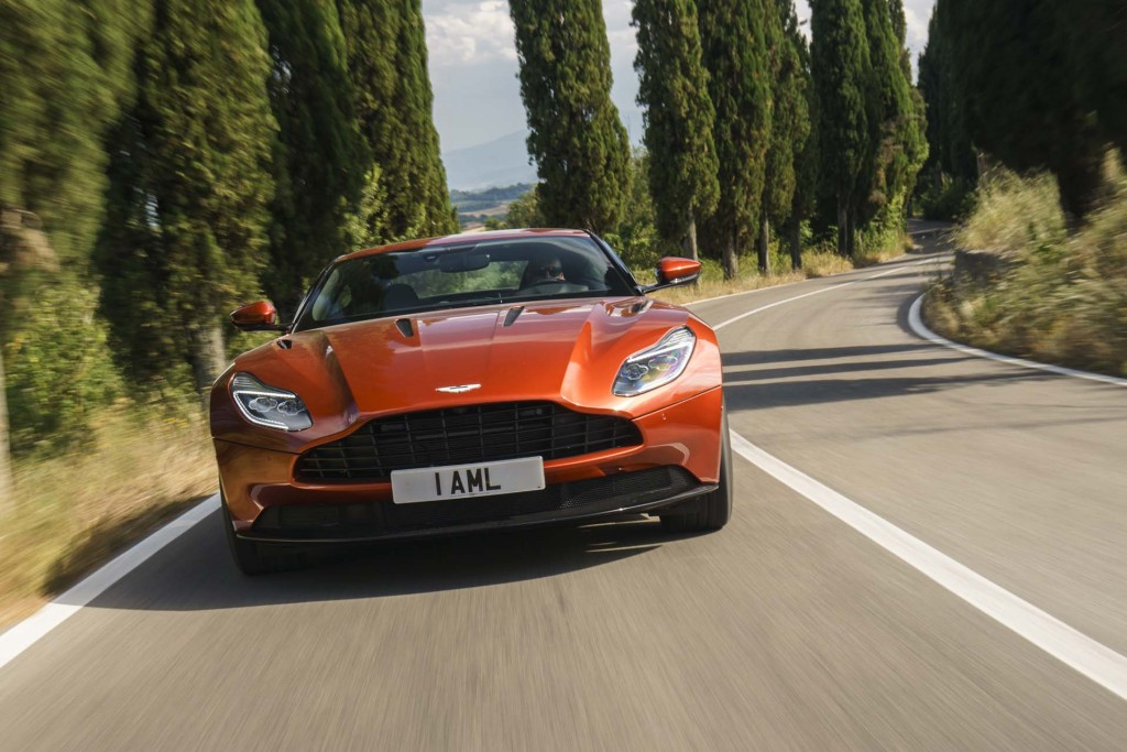 2018 Ford Expedition, 2017 Aston Martin DB11, US Sues FCA: Whatu0027s New @ The  Car Connection