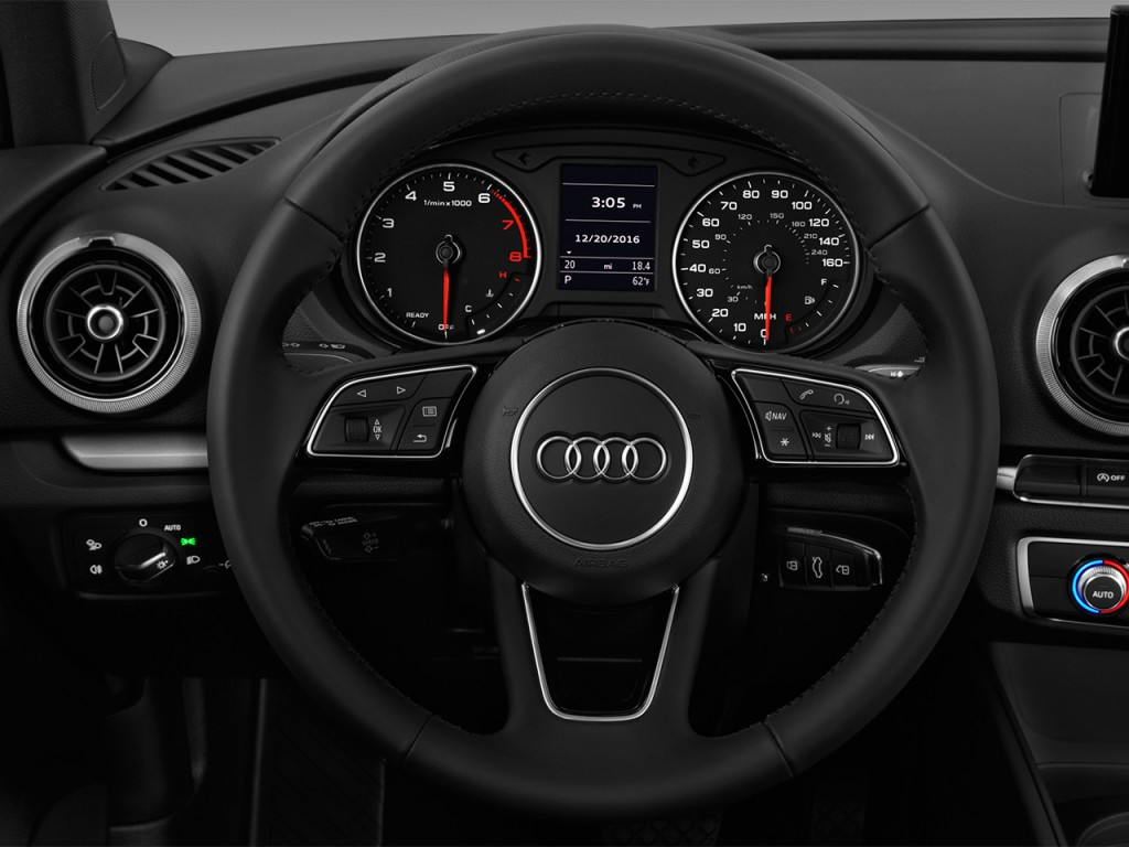 image 2017 audi a3 sedan 2 0 tfsi premium fwd steering wheel size 1024 x 768 type gif. Black Bedroom Furniture Sets. Home Design Ideas
