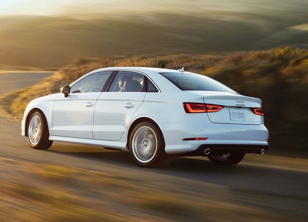 2017 Audi A3, S3 recalled for overly aggressive airbags