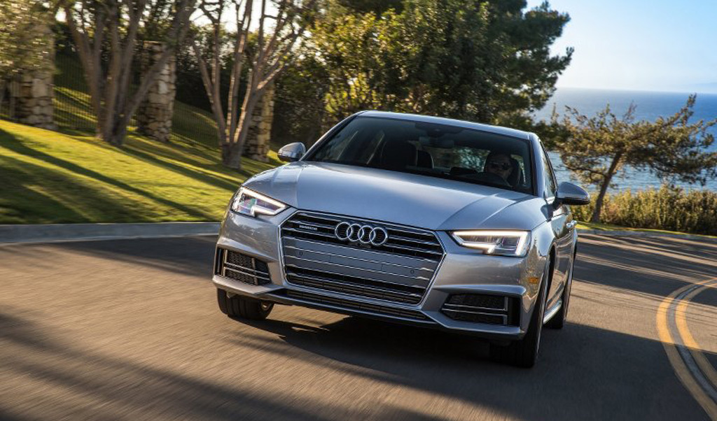 Audi Ups Its Game With New 37 Mpg A4 Ultra