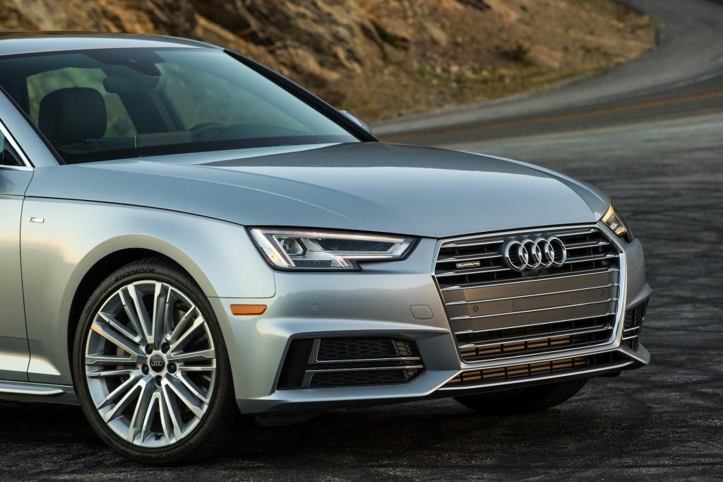 2017 Audi A4 preview