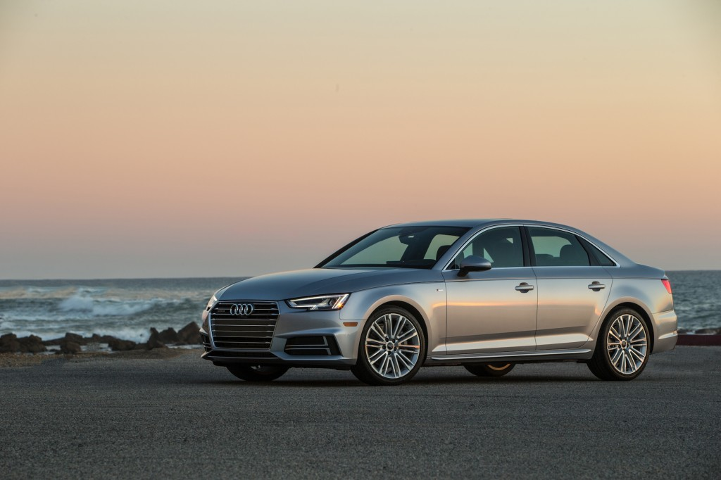 2017 Audi A4 Vs 2016 Bmw 3 Series Compare Cars