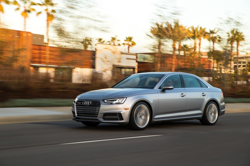 2017 Audi A4 nails IIHS crash tests, gets Top Safety Pick+ nod