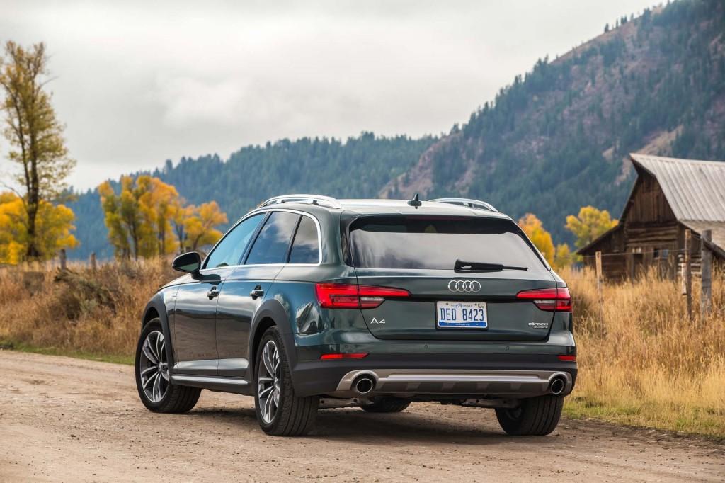 Image 2017 Audi Allroad Size 1024 X 682 Type Gif