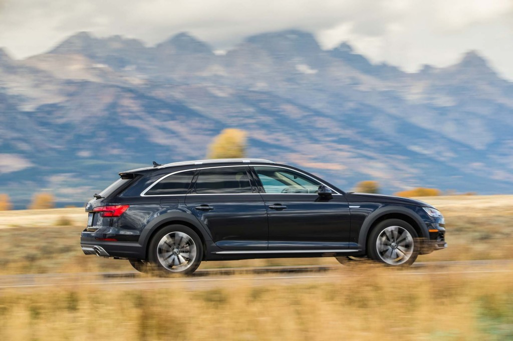 2017 Audi Allroad Review Ratings Specs Prices And Photos The Car Connection