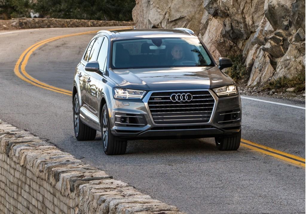 Entry-level 4-cylinder Audi Q7 priced under $50,000