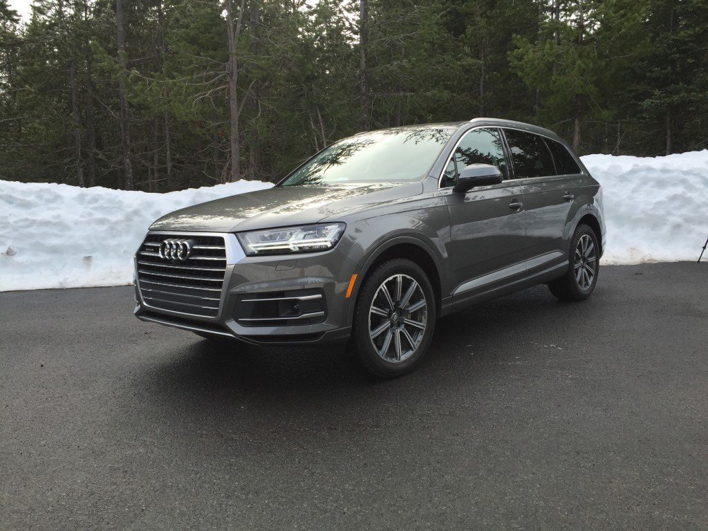Minivans For Sale >> Image: 2017 Audi Q7, size: 1024 x 768, type: gif, posted on: February 22, 2016, 11:04 am - The ...