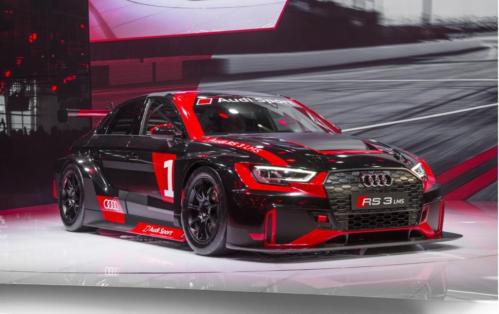 Audi RS LMS Ready To Race - Audi car 2017
