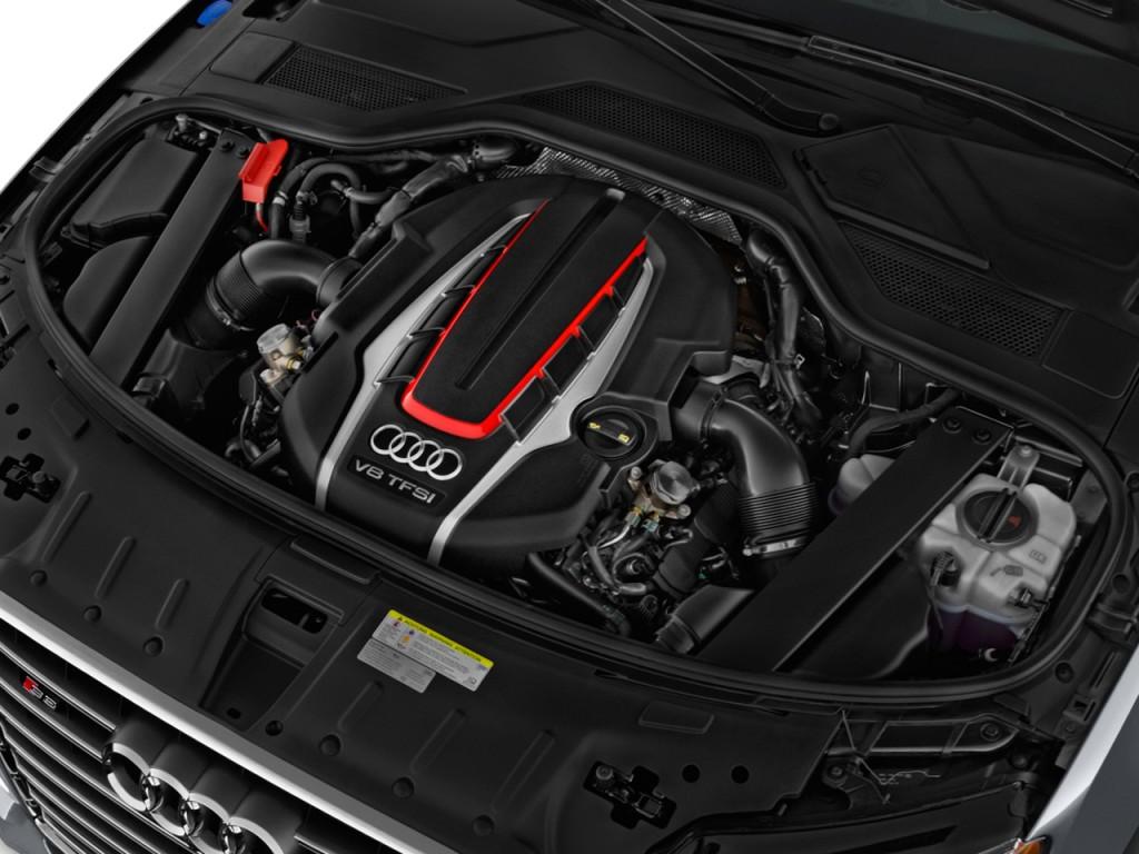 Image: 2017 Audi S8 plus 4.0 TFSI Engine, size: 1024 x 768 ...