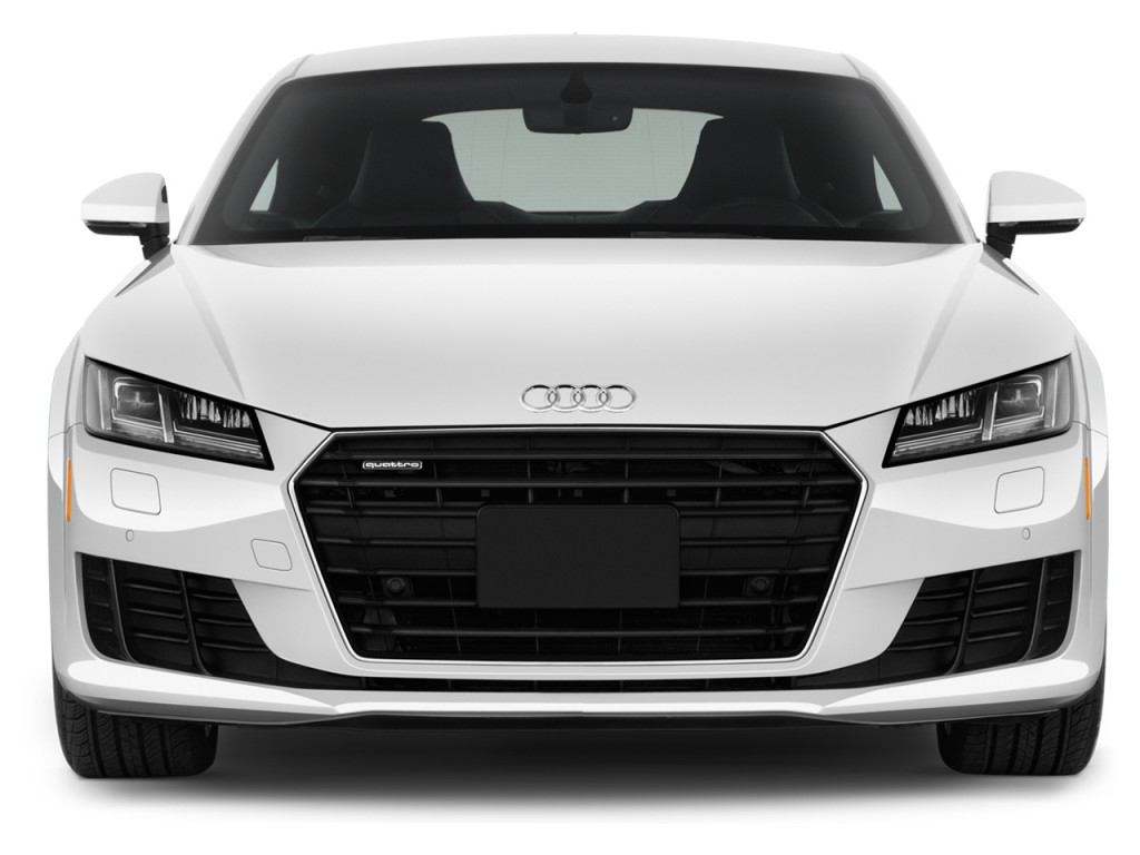 image 2017 audi tt coupe 2 0 tfsi front exterior view size 1024 x 768 type gif posted on. Black Bedroom Furniture Sets. Home Design Ideas