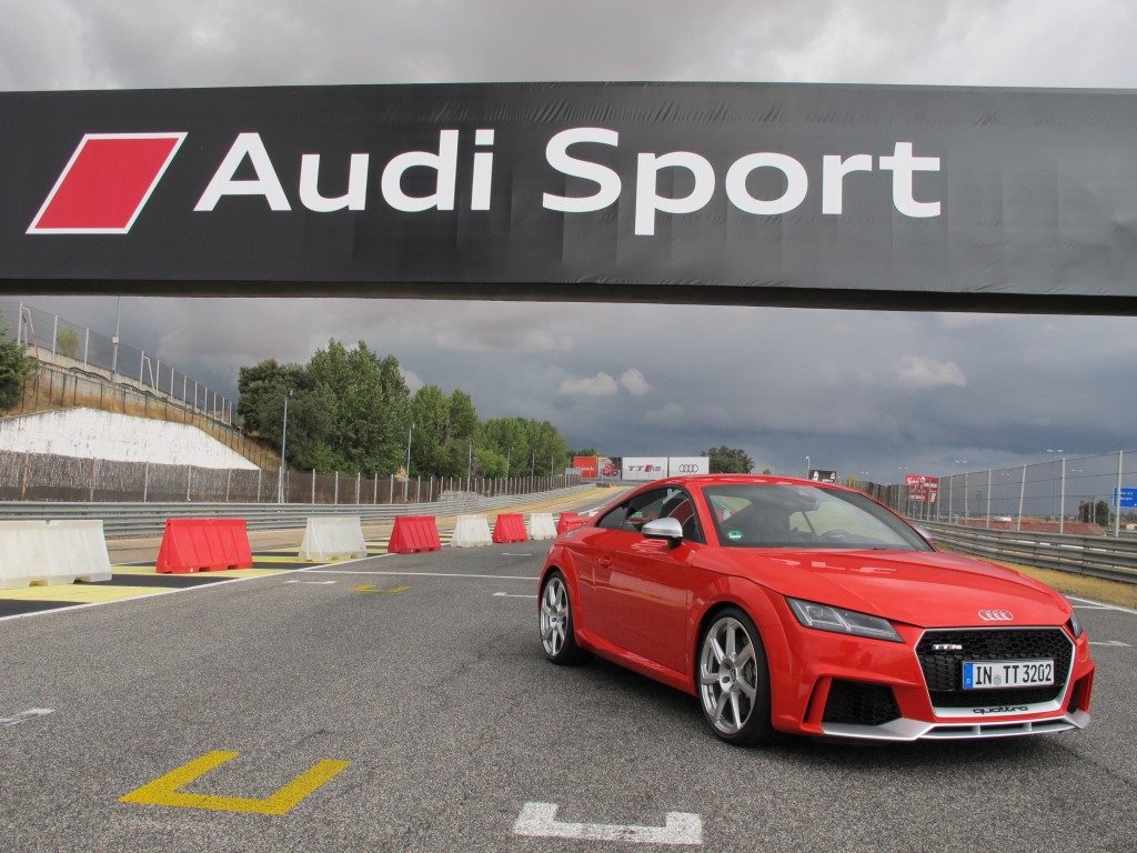 Image: 2018 Audi TT RS, size: 1024 x 768, type: gif, posted on: September 16, 2016, 2:19 pm ...