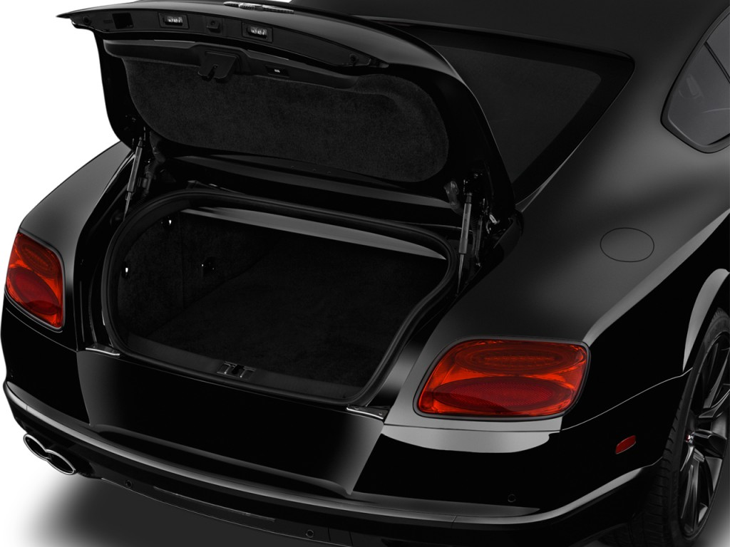 Image: 2017 Bentley Continental GT GT Coupe Trunk, size ...