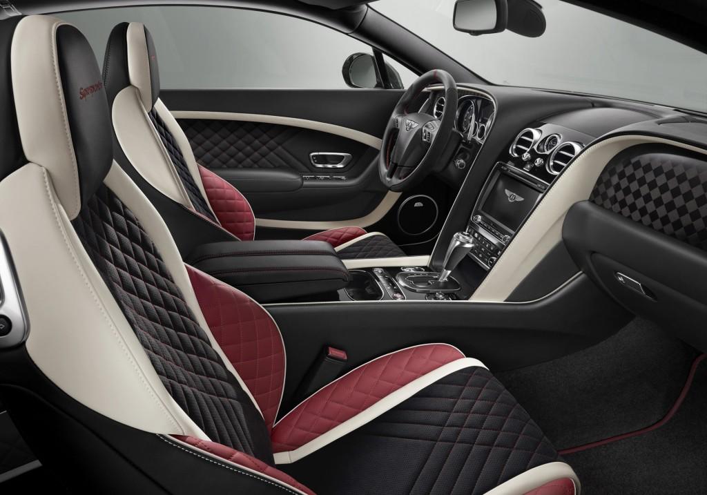 2017 Bentley Continental Supersports