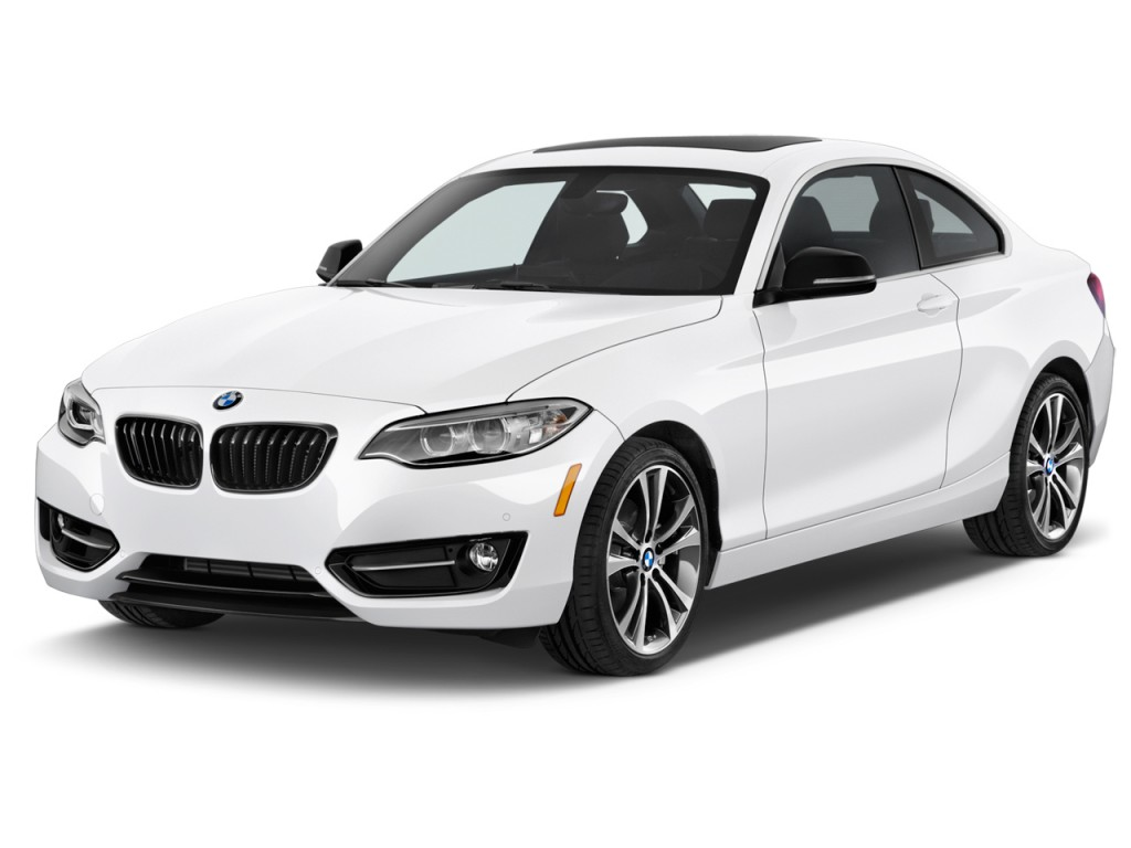 Image 2017 Bmw 2 Series 230i Coupe Angular Front Exterior