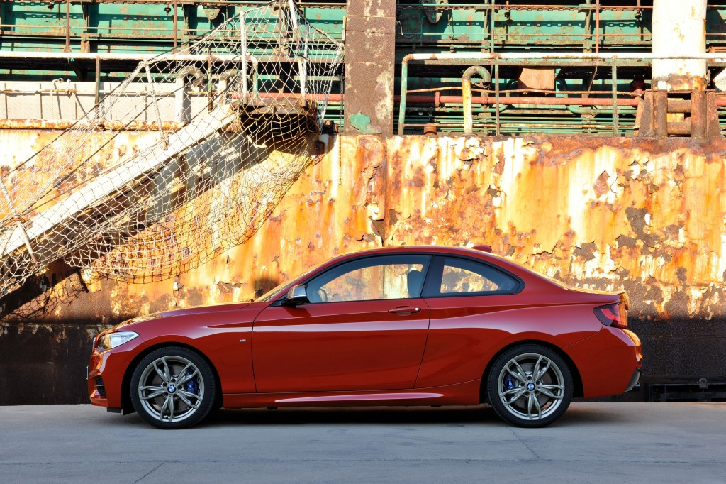 2017 Bmw 2 Series Review Ratings Specs Prices And Photos The Car Connection