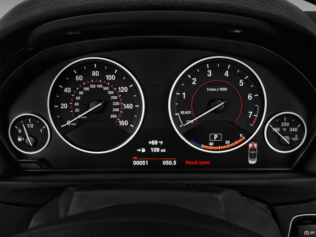 Image 2017 Bmw 4 Series 430i Convertible Sulev Instrument Cluster Size 1024 X 768 Type Gif