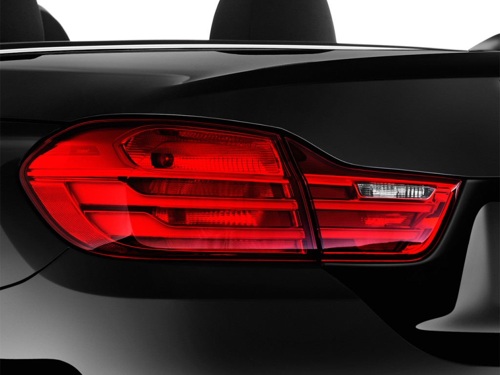 Image 2017 Bmw 4 Series 430i Convertible Sulev Tail Light