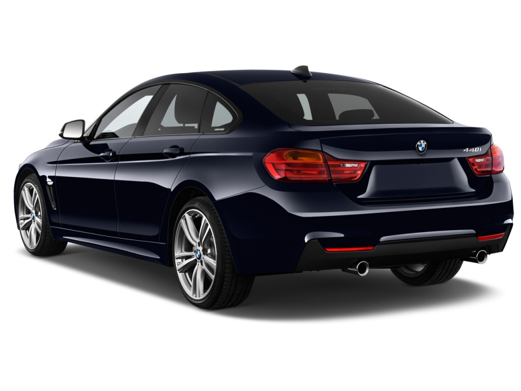 Image 2017 Bmw 4 Series 440i Gran Coupe Angular Rear