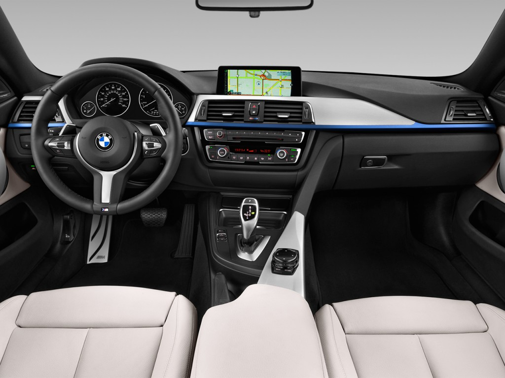 Image: 2017 BMW 4-Series 440i Gran Coupe Dashboard, size ...