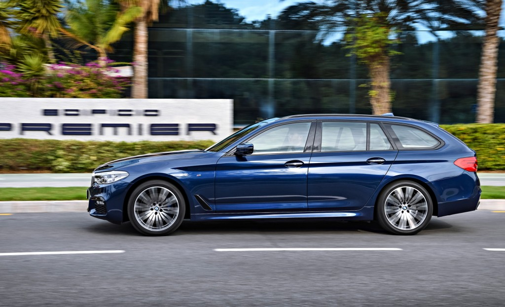 2017 BMW 5-Series Touring