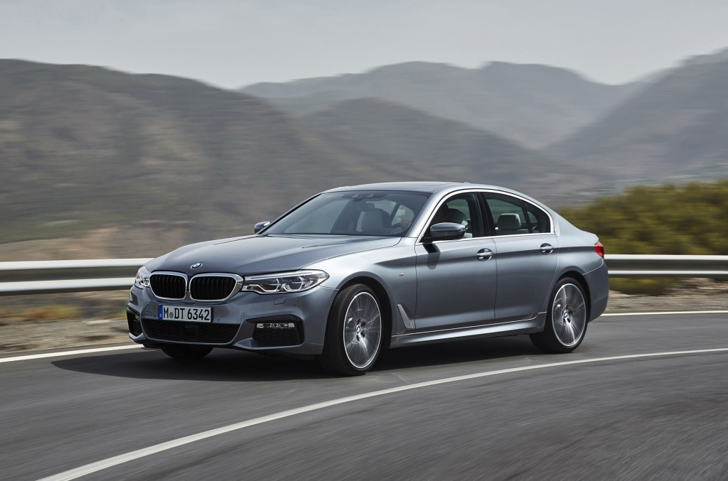 2017 Bmw 5 Series Review Ratings Specs Prices And Photos The Car Connection