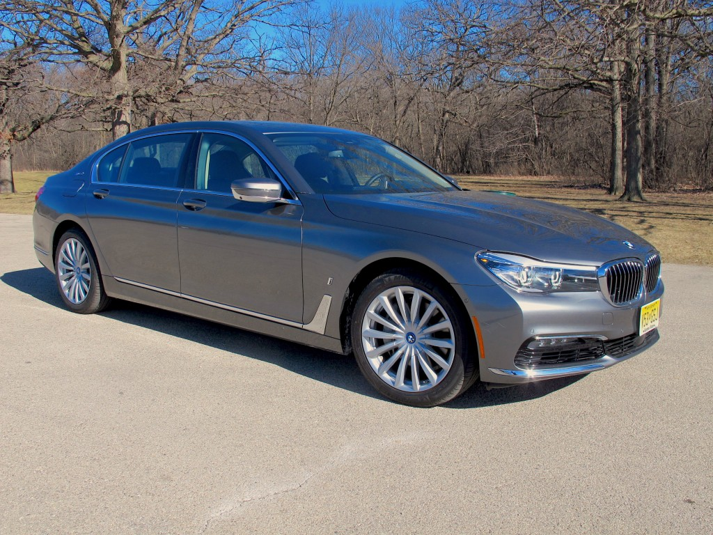 2017 BMW 740e XDrive IPerformance First Drive Review