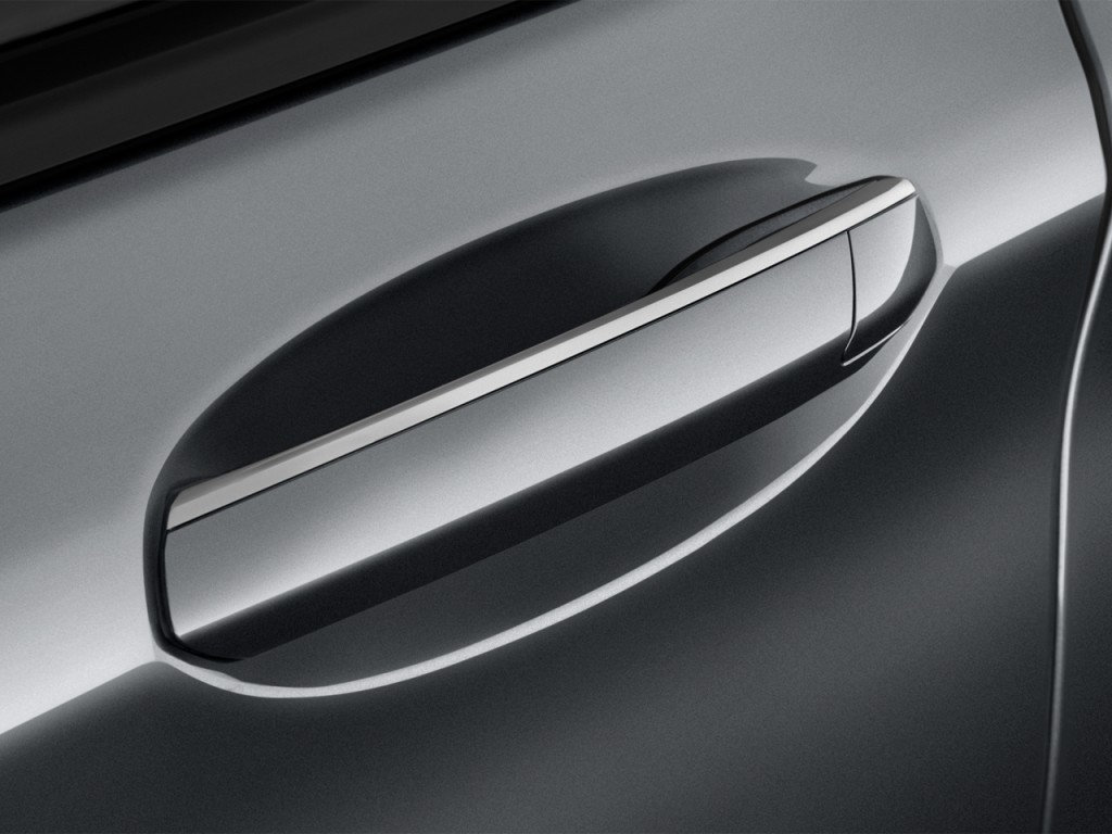 Image: 2017 BMW 7-Series 750i Sedan Door Handle, size ...