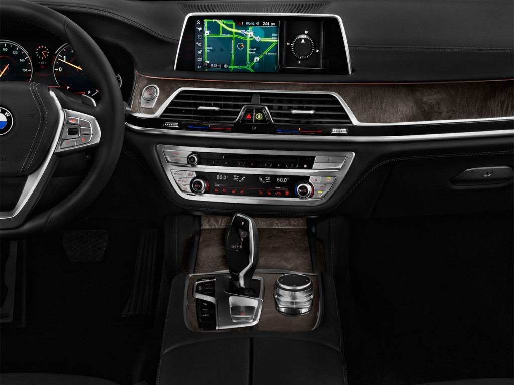 Image 2017 Bmw 7 Series 750i Sedan Instrument Panel Size 1024 X 768 Type Gif Posted On