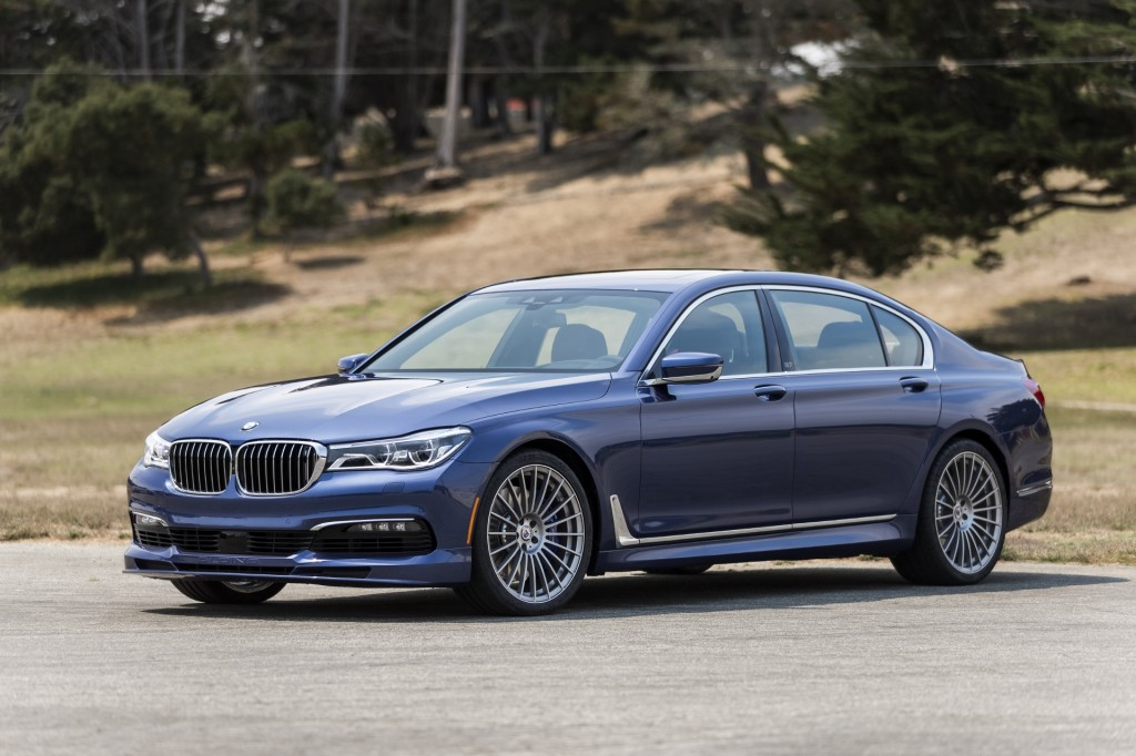 Image: 2017 BMW Alpina B7 xDrive, size: 1024 x 682, type: gif, posted on: August 24, 2016, 7:34 ...