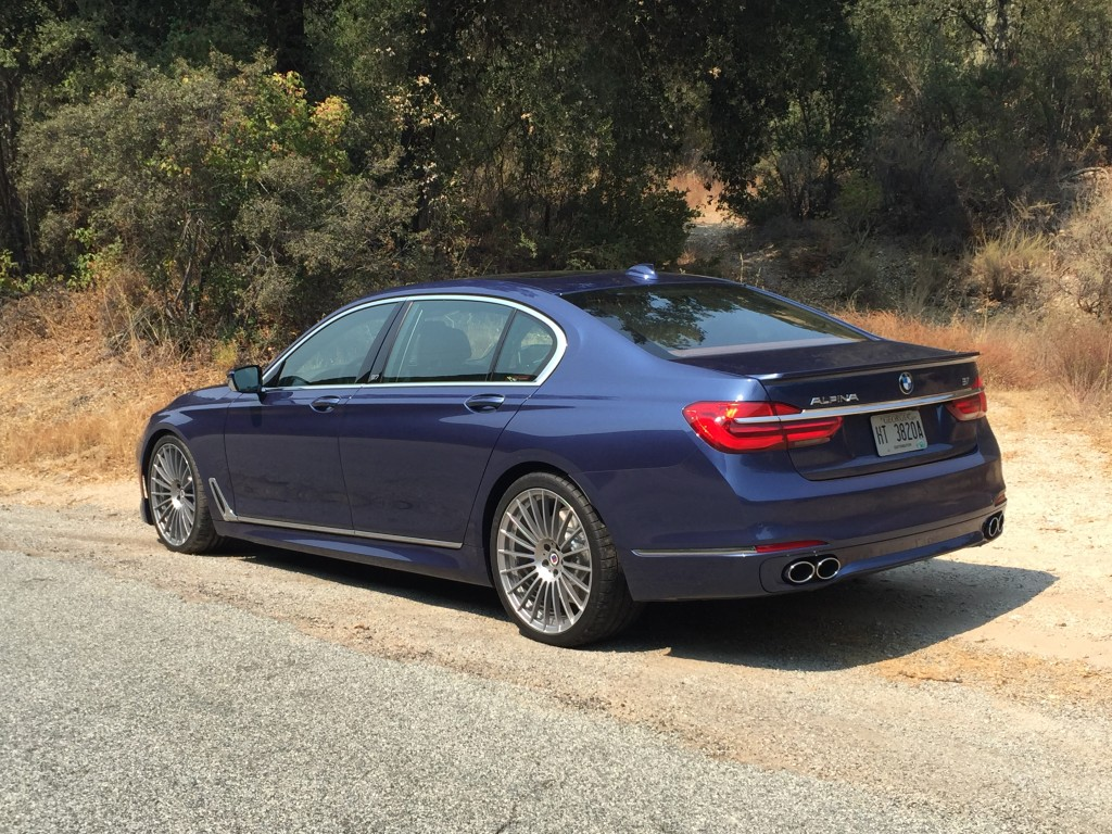Image: 2017 BMW Alpina B7 xDrive first drive review, Salinas, California, size: 1024 x 768, type ...
