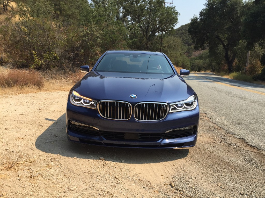 Image 2017 Bmw Alpina B7 Xdrive First Drive Review