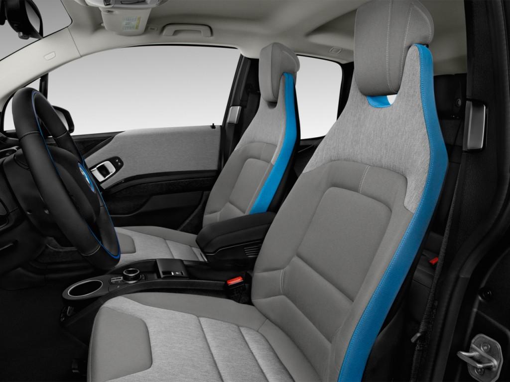 Image 2017 Bmw I3 94 Ah W Range Extender Front Seats